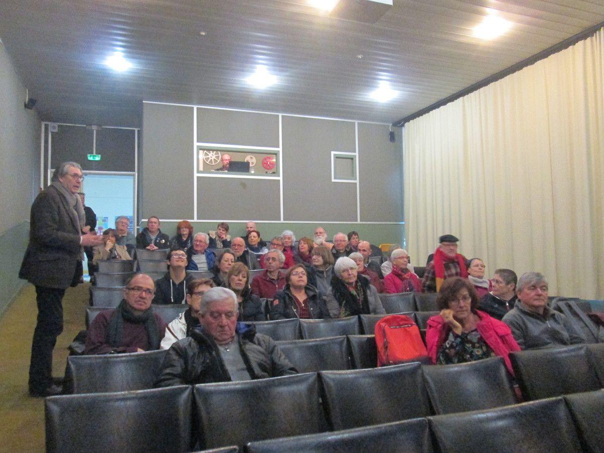 Voeux de la fédération du Parti Communiste du Finistère au Relecq Kerhuon, 27 janvier 2018 : discours d'Ismaël Dupont - Avec foi en notre avenir, nous avons le devoir d'inventer pour résister, construire, reconquérir au profit des dominés
