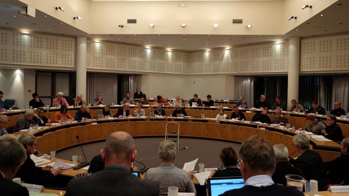 Conseil de Communauté novembre 2017 (photo Pierre-Yvon Boisnard)