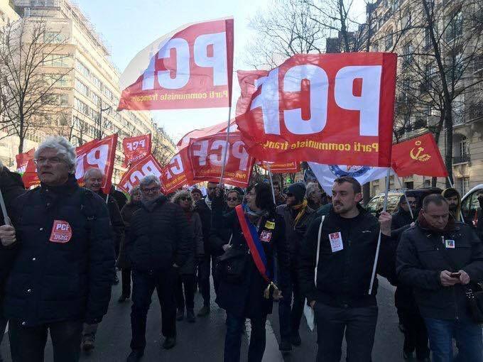 Manifestation ce samedi 24 févrierà Paris en solidarité avec le peuple kurde contre les massacres d'Afrin orchestrés par Erdogan !