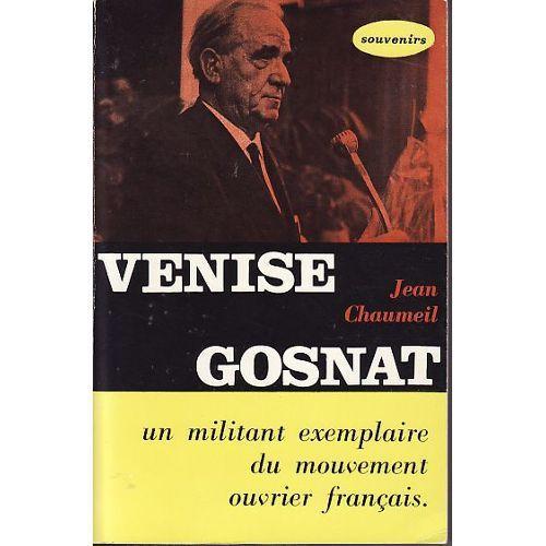 Venise Gosnat, alias Georges, inter-régional responsable de la résistance communiste en Bretagne (décembre 1940- décembre 1942)