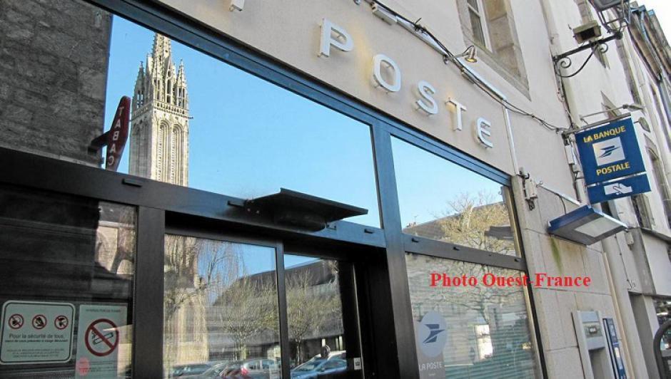Poste à Quimper: le bureau Saint-Mathieu va fermer: réaction du PCF Quimper