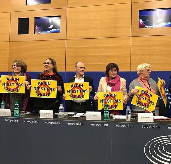 Le massacre d'Afrin: Jean-Emmanuel Ducoin, l'Humanité - 13 mars 2018