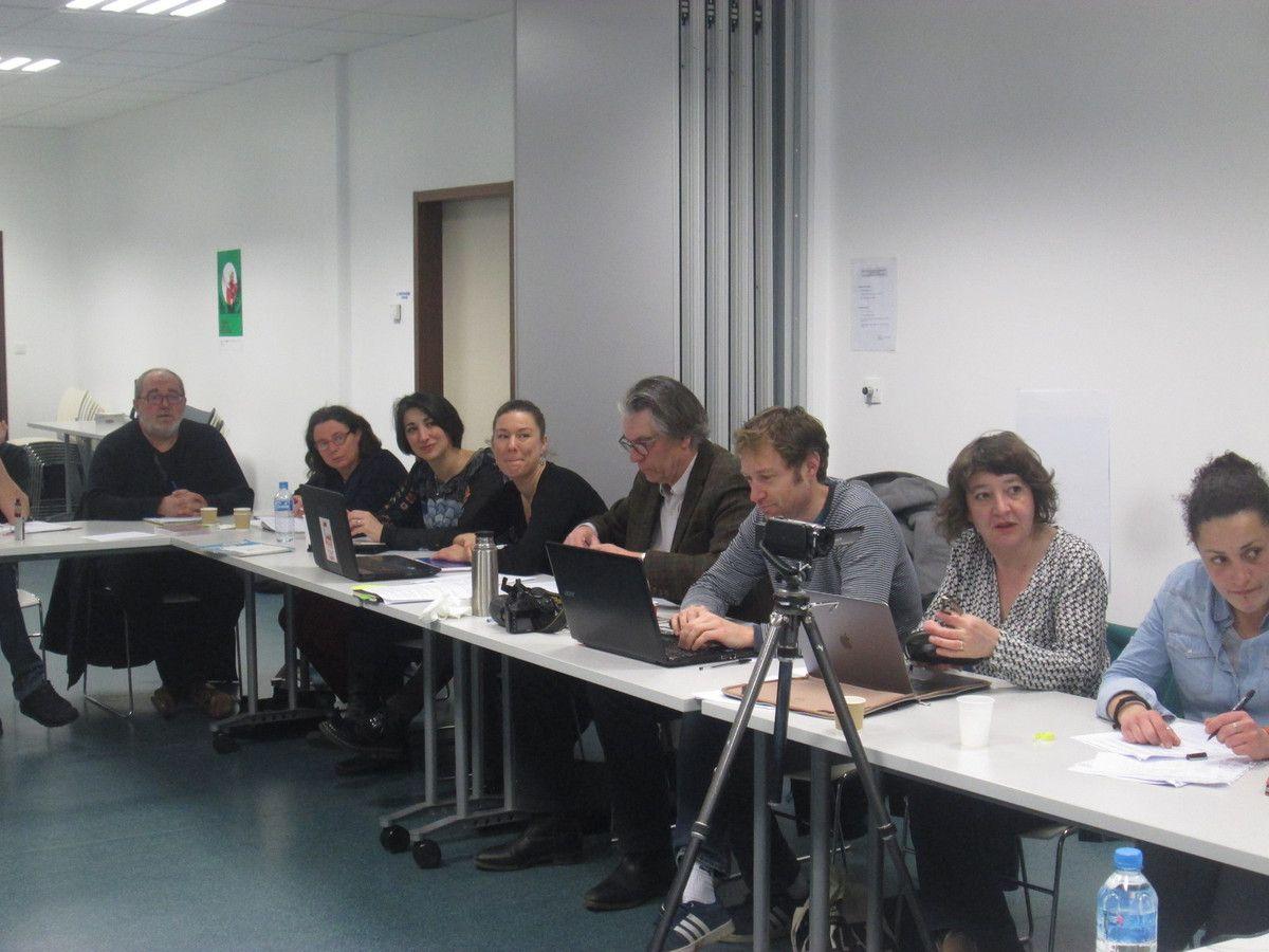 Formation PCF BRETAGNE à Concarneau ce week-end du 17 et 18 mars 2018: ça co-gite bien ensemble pour redresser la barre!