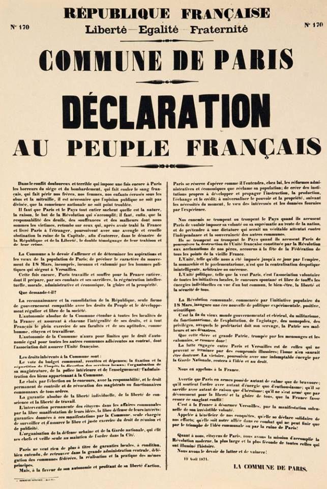Le Hall B de Rennes II Villejean en grève retrouve des couleurs: Vive la Commune!