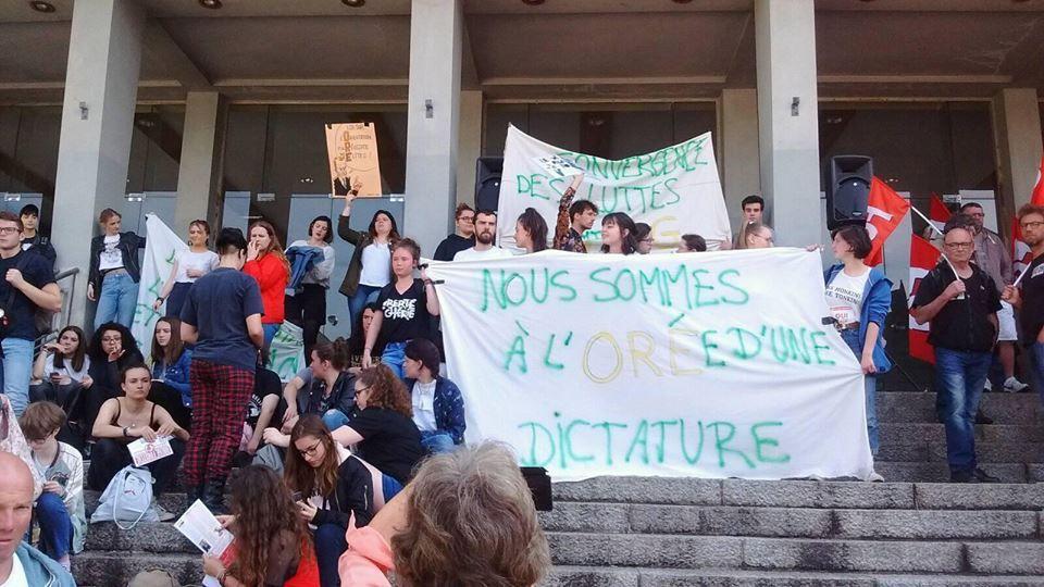 Photo Julia Thatje - Brest 22 mai 2018