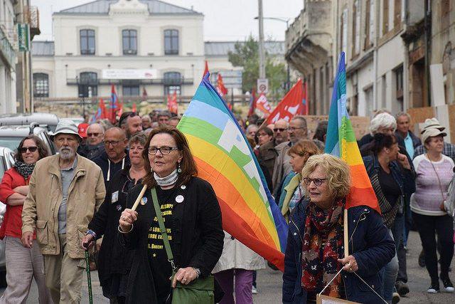 Marée Populaire du 26 mai - Les Absents n'étaient pas contre! - Par Monique David
