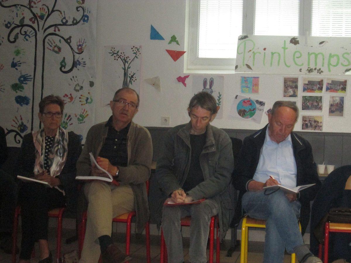 AG des communistes finistériens le samedi 16 juin 2018 à Brest avec Yann Le Pollotec - Débat sur le congrès, la situation politique actuelle, le travail et l'évolution du Parti Communiste dans le Finistère