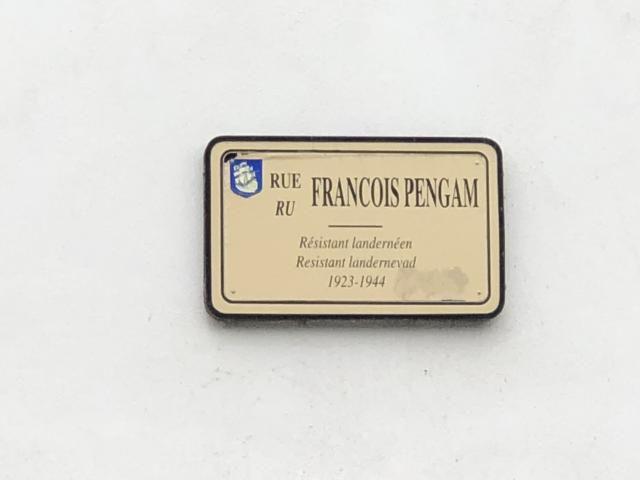 Landerneau: François Pengam, résistant FTPF sous l'Occupation, enfin honoré (Ouest-France, 18 juin 2018)