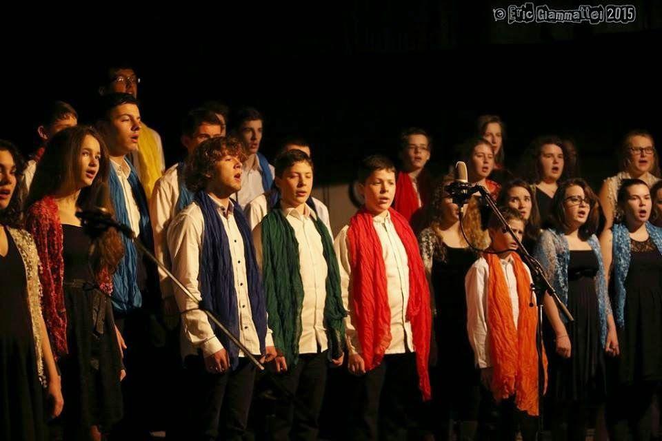Représentation en 2015 des Bab Singers
