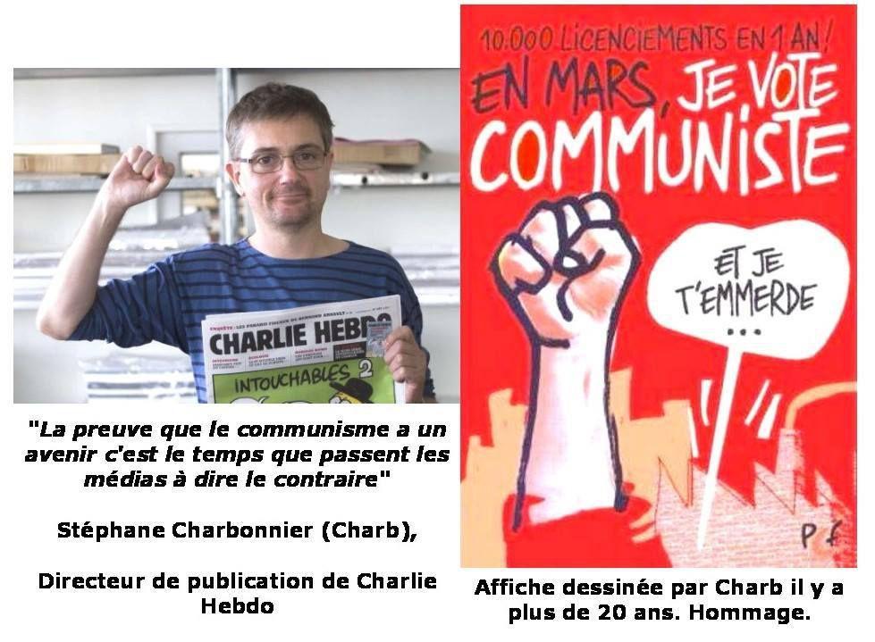 Un peu de Charb ne fait pas de mal!