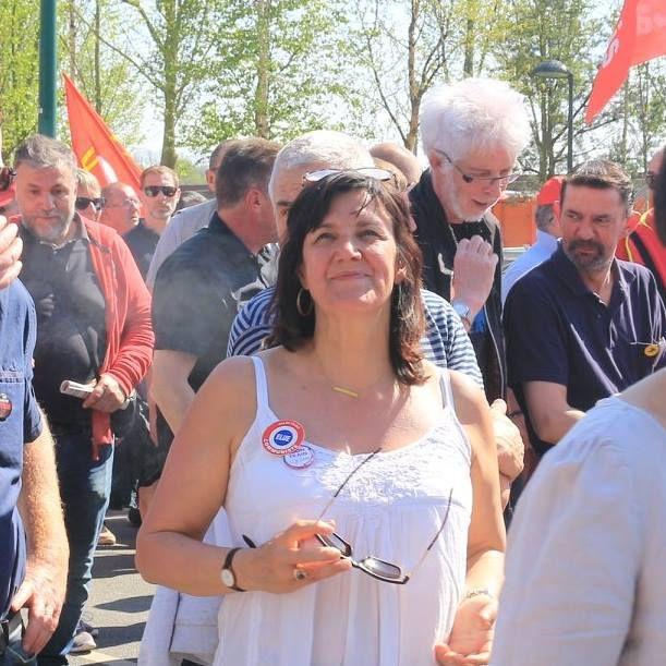 Cathy Poly Apourceau, nouvelle sénatrice PCF