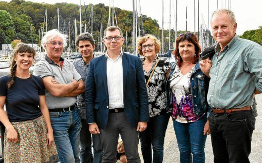 L'opposition municipale de gauche travaille déjà à la construction d'un projet commun en vue des municipales de 2020. (Gwendal Hameury)