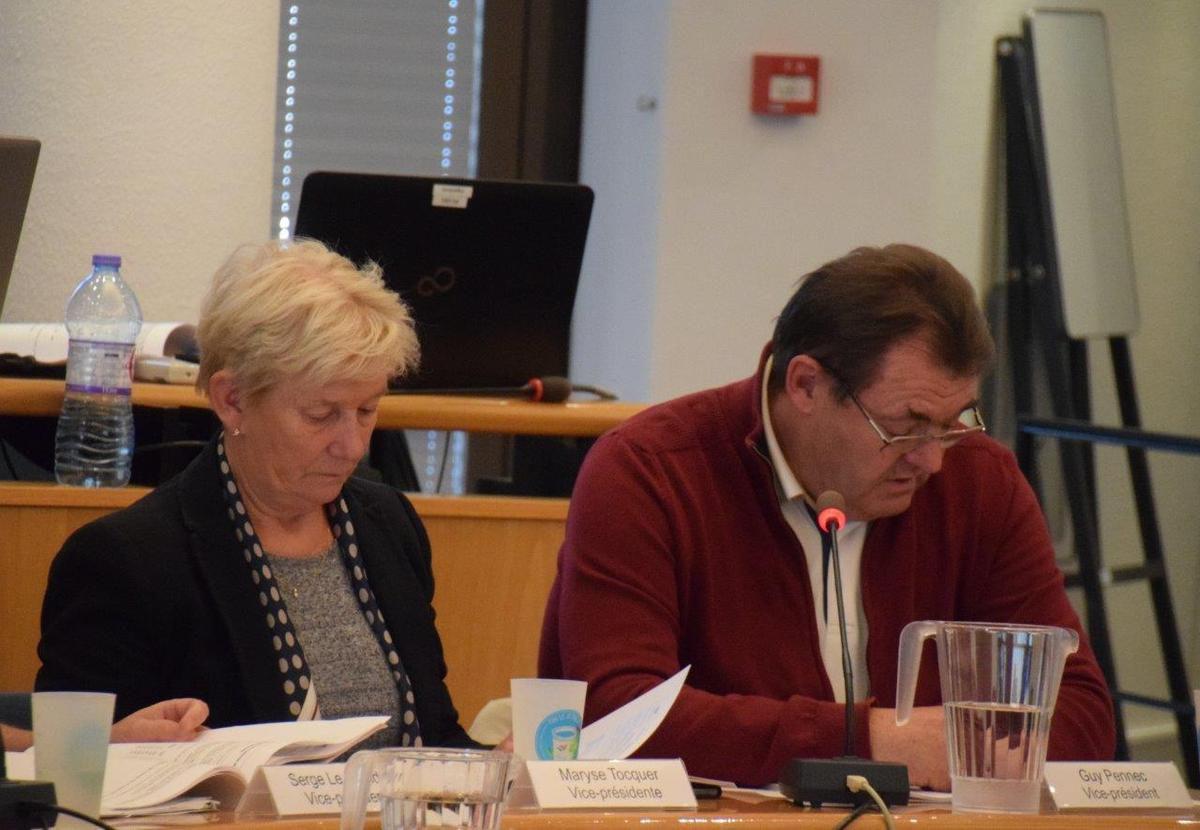 Conseil communautaire de Morlaix Communauté du 26 septembre 2018: photos Pierre-Yvon Boisnard et compte rendu Ismaël Dupont
