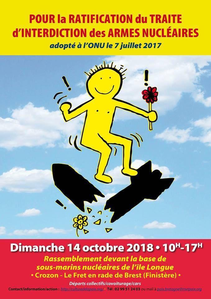 Arme nucléaire: Une hypocrisie insupportable: Paul Quilès, Ouest-France, vendredi 28 septembre