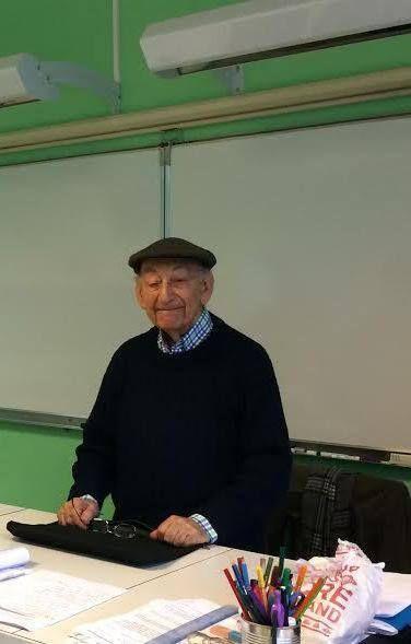 Robert Endewelt, résistant juif communiste des FTP-MOI, nous a quitté cette nuit du 16 au 17 octobre 2018