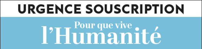 Ne laissons pas étrangler L'Humanité (Patrick Le Hyaric, 16 novembre) - Faire un don en ligne - télécharger le bon de souscription pour la survie du quotidien du monde du travail et de la gauche sociale, anti-libérale, humaniste!