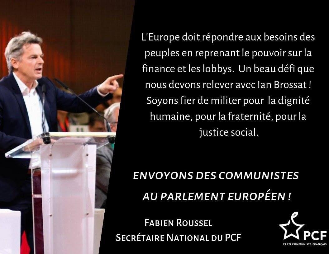 Congrès d'Ivry - Discours de clôture de Fabien Roussel, 25 novembre 2018
