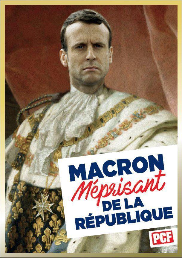 Emmanuel Macron: Nous voulons plus que de la contrition, une grande réforme sociale et fiscale basée sur l'égalité et la justice - Olivier Dartigolles, 10 décembre 2018