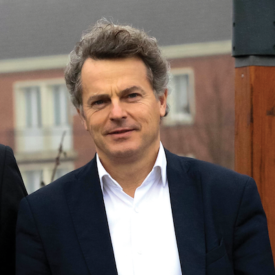 Fabien Roussel, député et secrétaire national du PCF