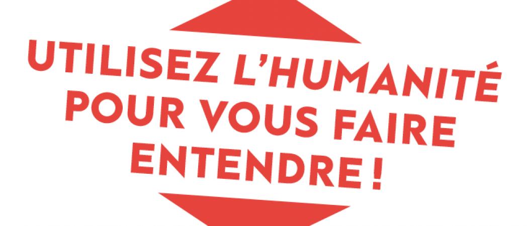 L'HUMANITE - ÉCRIVEZ VOS CAHIERS DE LA COLÈRE ET DE L'ESPOIR