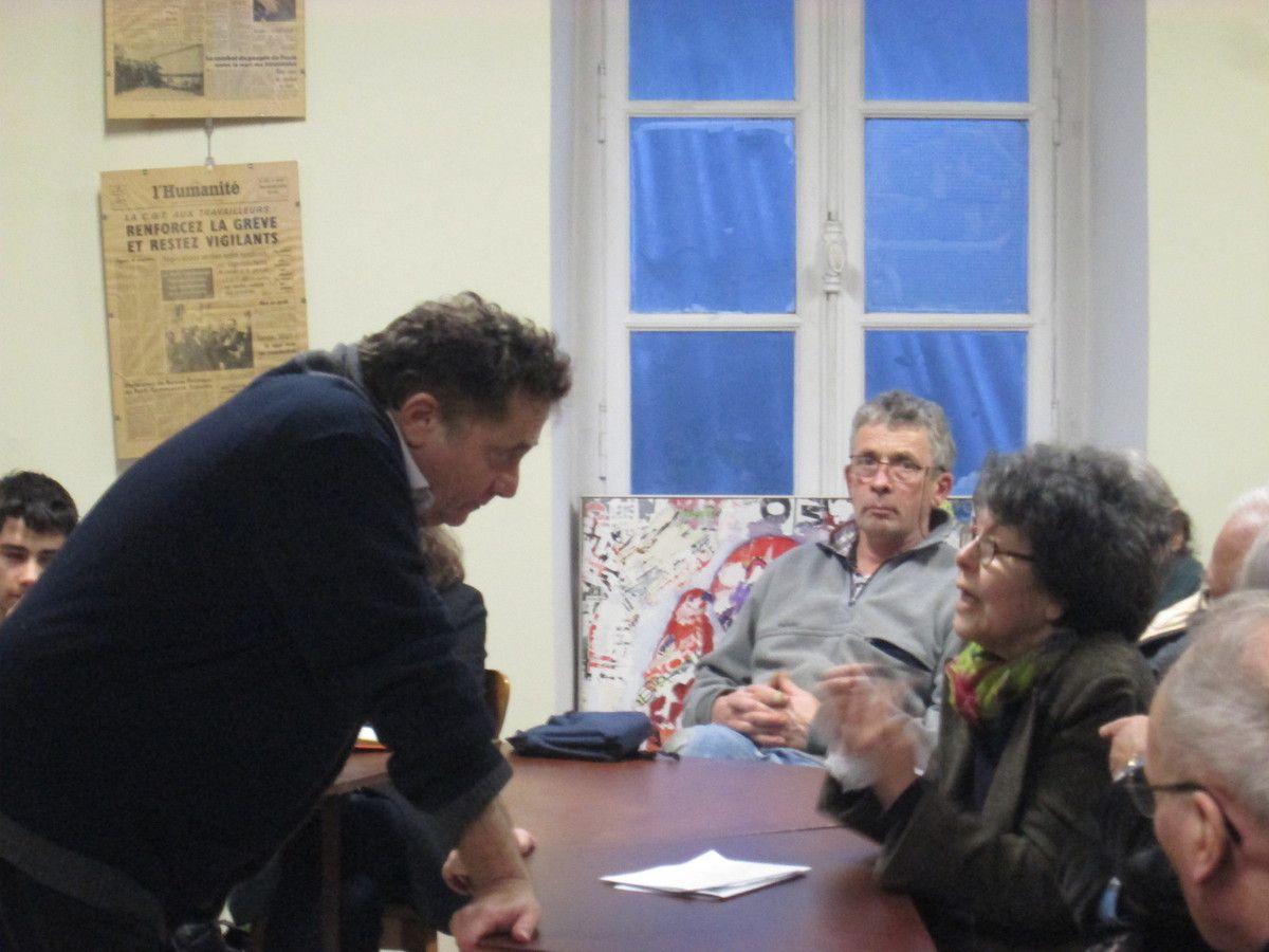 Conférence de Jean-Michel Galano sur la philosophie de Karl Marx - Mardi de l'éducation populaire - 1er mars 2018