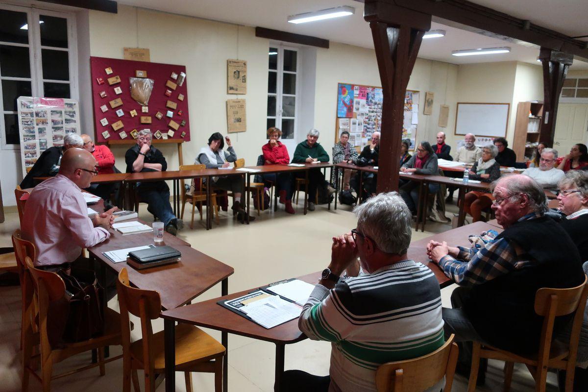 Mardis de l'éducation populaire - Conférence de l'écrivain Valère Staraselki sur Aragon le 13 novembre 2018