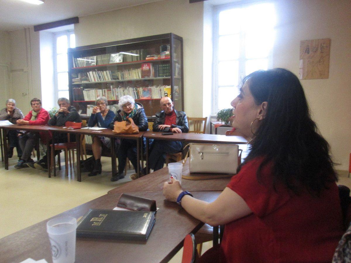 Mardi de l'éducation populaire avec Greg Oxley sur la révolution française le 27 mars 2018