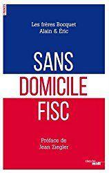 Conférence des Frères Bocquet, Eric et Alain, à Quimper contre l'évasion fiscale - 5 avril 2017: SANS DOMICILE FISC