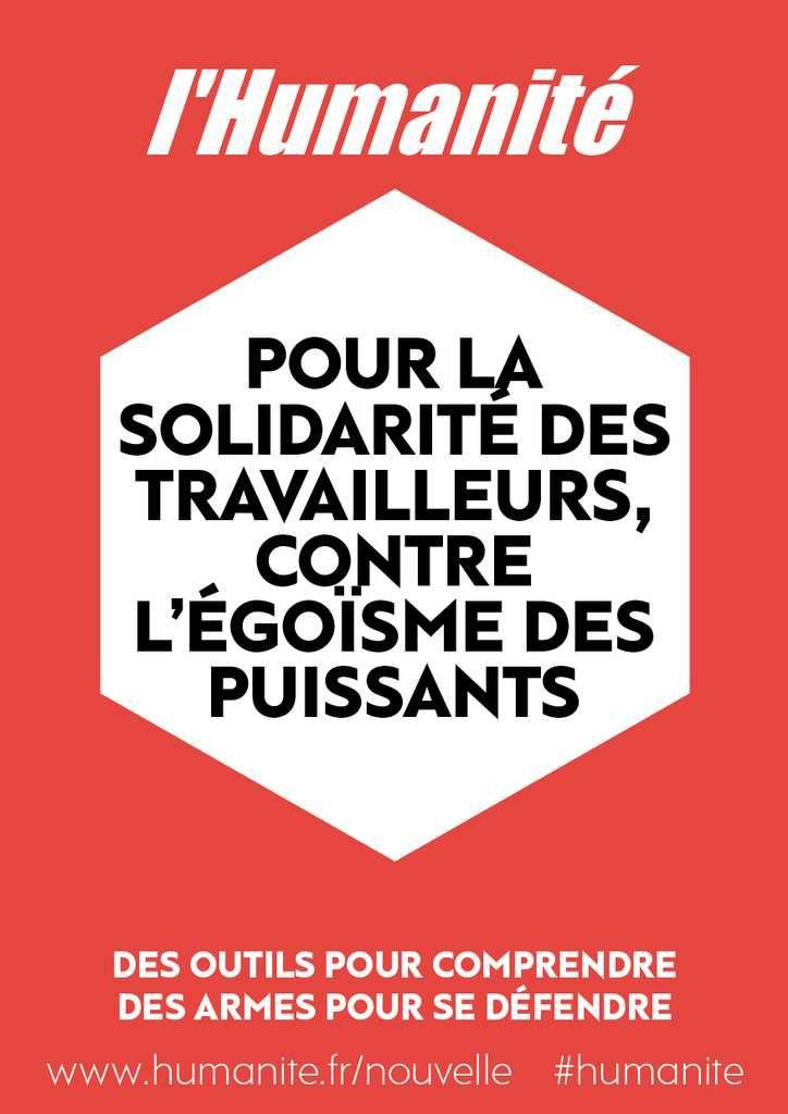 Humanité(s) - le bloc-notes de Jean-Emmanuel Ducoin, L'Humanité, 1er février