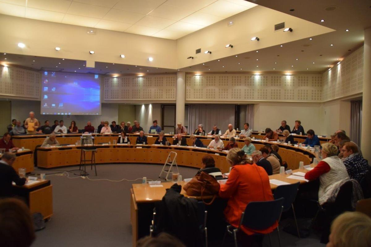 Conseil de Communauté du 5 novembre 2018 (photo Pierre-Yvon Boisnard)