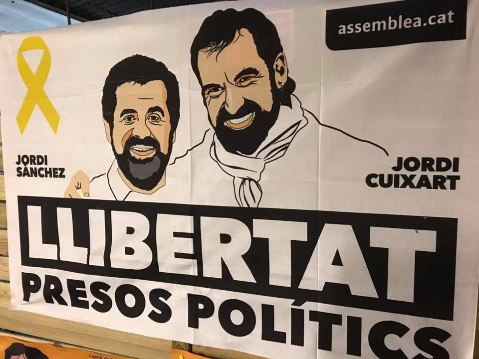 Nouvelles de Catalogne, procès politique contre les indépendantistes - Une lettre d'Ada Colau, maire de Barcelone, à la Commission Européenne (traduction Dominiques Noguères)