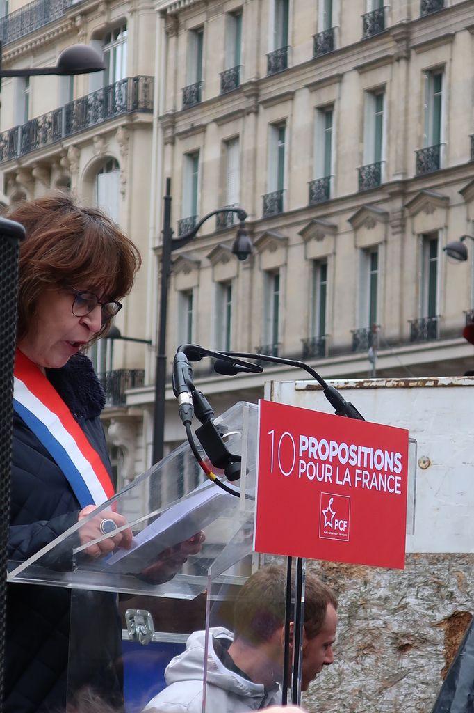 16 mars: Le PCF remet au premier ministre Edouard Philippe ses 10 propositions pour la France issue de nos débats et consultations citoyennes et les met en débat dans la population