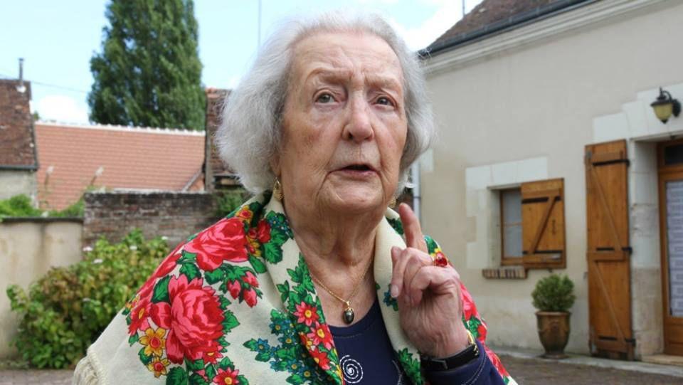 Cécile Rol-Tanguy fête ses 100 ans ce 10 avril! Hommage à cette communiste résistante, passeuse de mémoire, femme d'Henri Rol-Tanguy!