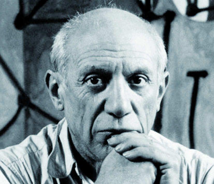 COMMUNIST'ART: Pablo Picasso - par Hector Calchas