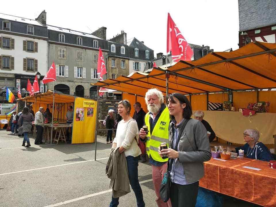 Fête du Viaduc 2019: du soleil, beaucoup de monde, de la joie, de la fraternité et beaucoup d'échanges politiques - les premières photos (Pierre-Yvon Boisnard, Ismaël Dupont, Mikaël)