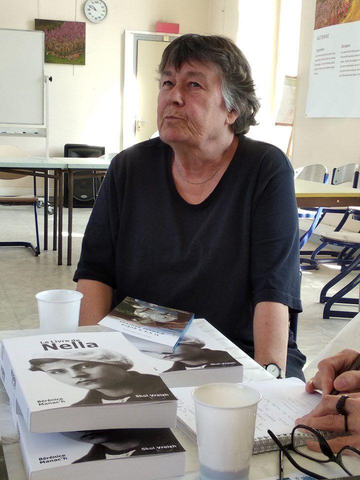 Une histoire d'amour et un destin marqué par la cruauté du XXe siècle et l'URSS - Le livre de Nella, par Bérénice Manach (aux éditions Skol Vreizh)