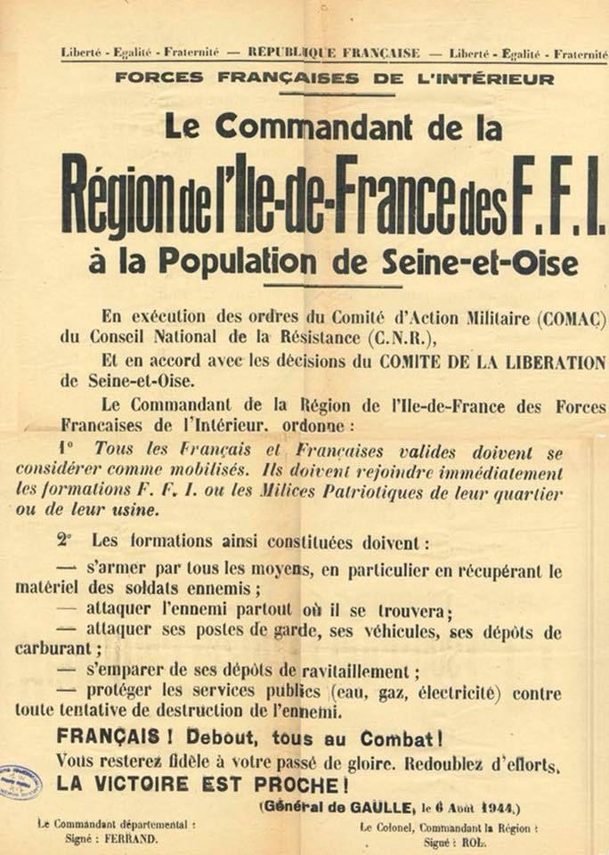 Mercredi 12 juin, 16h: place Rol-Tanguy, devant la gare de Morlaix, le Parti communiste appelle à rendre hommage à Henri Rol-Tanguy, à l'occasion de l'anniversaire de sa naissance à Morlaix en 1908, et à célébrer les valeurs de la Résistance