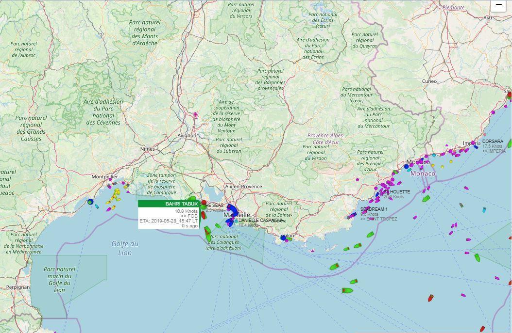 Bravo aux dockers de la CGT à Marseille! - Nouvelle victoire: le Bahri Tabuk repart sans armements pour l'Arabie Saoudite ! (communiqué ACAT France, 30 mai 2019)