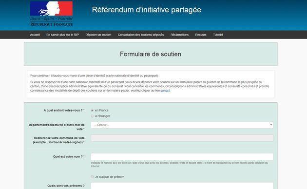 Référendum contre la privatisation d'ADP : la collecte des signatures est lancée
