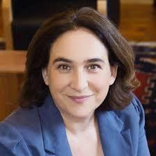 Ada Colau, réélue maire de Barcelone - elle avait soutenu Ian Brossat aux élections européennes
