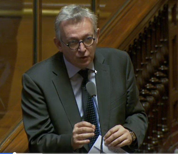 Pierre Laurent interpelle Castaner sur le référendum ADP - plus de 253 000 signatures au 21 juin 2019 - à 5% de l'objectif