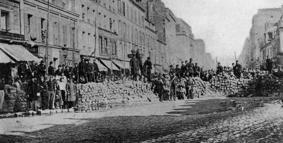 Les grands textes de Karl Marx - 17 - la révolution de la Commune de Paris et l'Etat bourgeois - La Guerre Civile en France