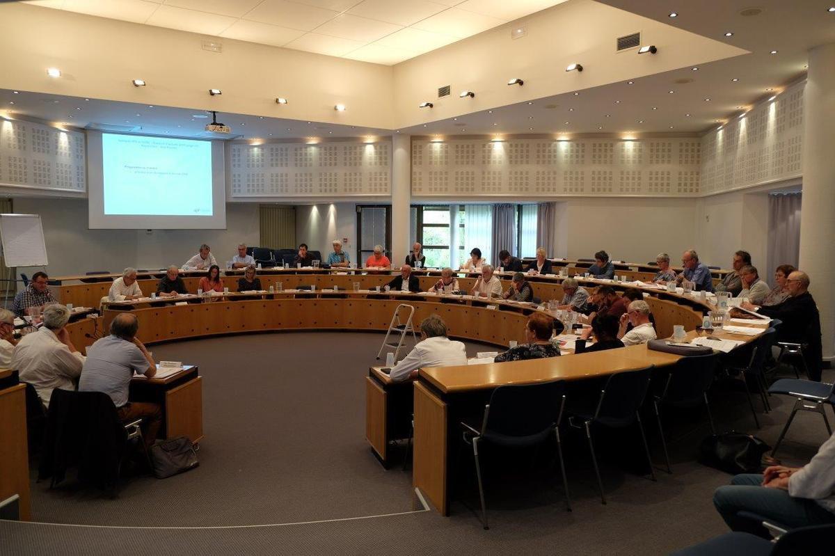 Photo du Conseil Communautaire du 1er juillet 2019 par Pierre-Yvon Boisnard