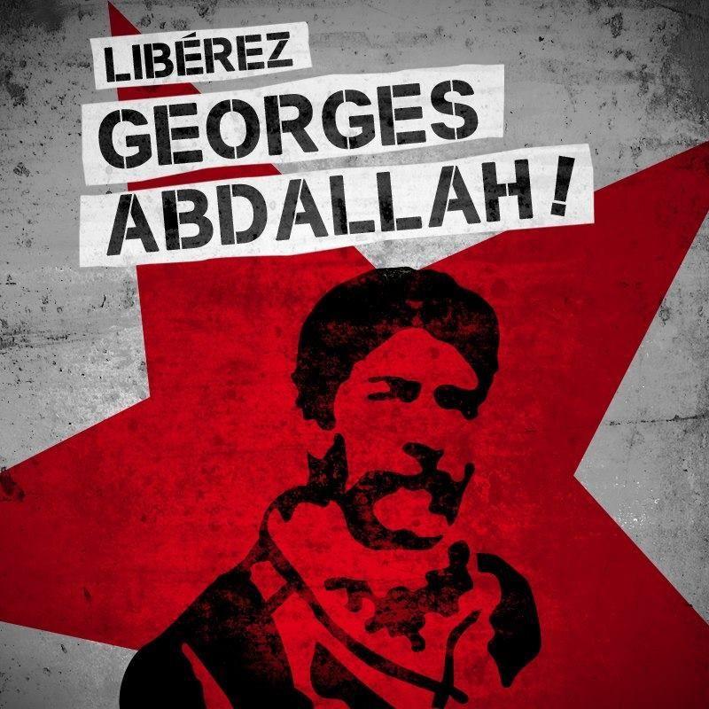 Pour la libération immédiate de Georges Ibrahim Abdallah (Fabien Roussel, secrétaire national du PCF)