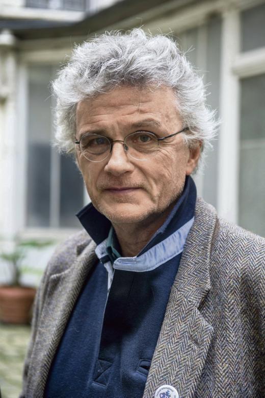 Gérard Mordillat - photo de son éditeur Babelio