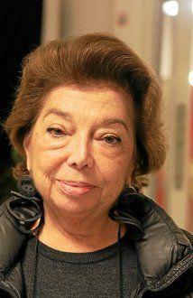 Leïla Shahid, ancienne ambassadrice de la Palestine auprès de l'Union européenne. (Photo David Cormier)