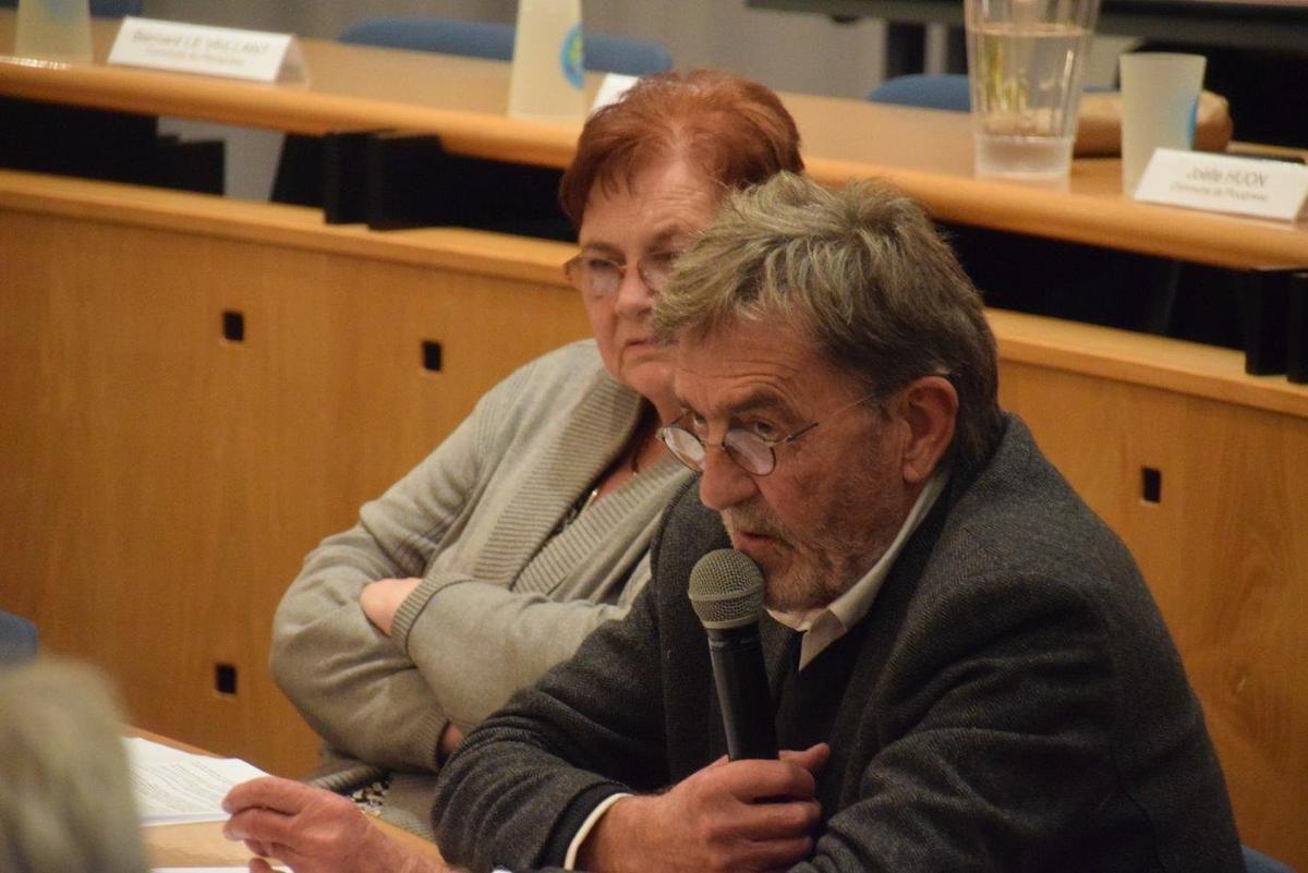 Conseil communautaire du 4 novembre 2019 - Photos de Pierre-Yvon Boisnard et interventions d'Ismaël Dupont