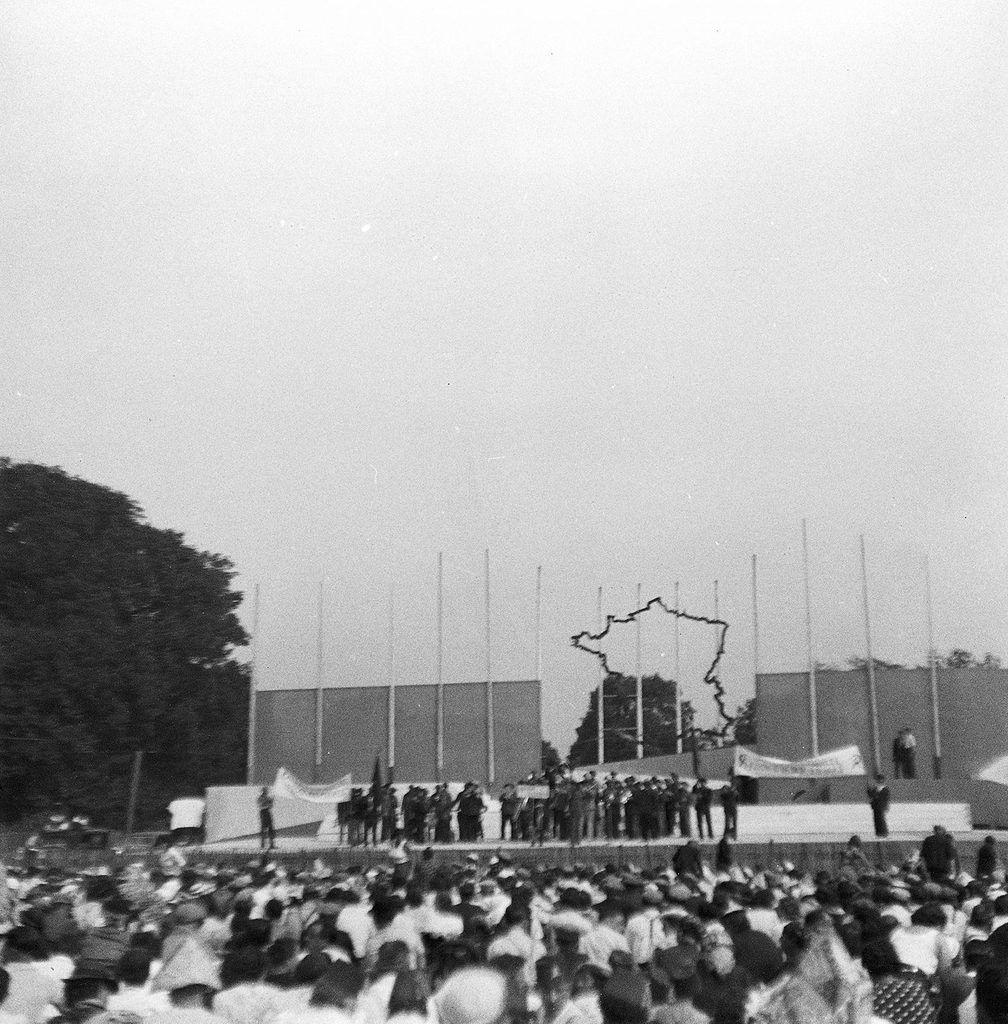 100 ans du Parti communiste français - Retour en images sur la fête de l'Humanité de Garches de 1938