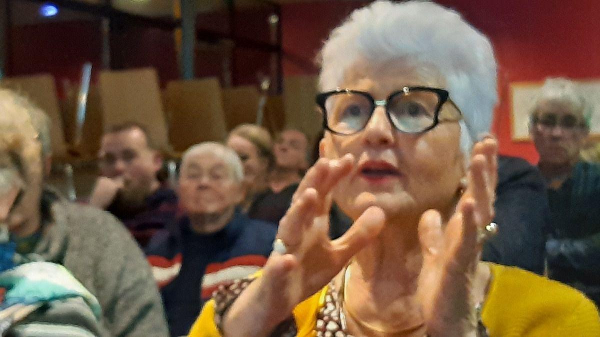 Municipales, Morlaix Ensemble: un projet très consistant pour la redynamisation de Morlaix et de son centre-ville présenté par Jean-Paul Vermot lors de notre premier forum public à l'auberge de jeunesse le jeudi 28 novembre à 19h