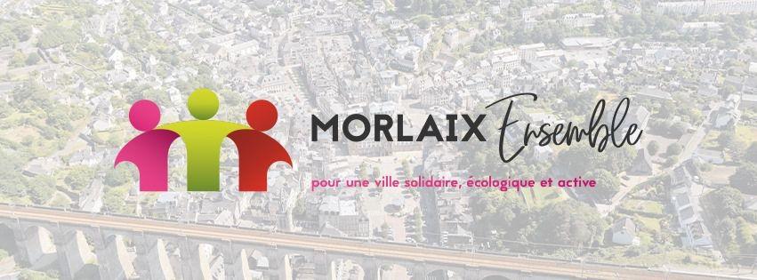 Municipales, Morlaix Ensemble : Forum Morlaix et ses associations, mercredi 11 décembre à 18h30 à l'Auberge de Jeunesse. Venez partager, échanger, débattre avec nous